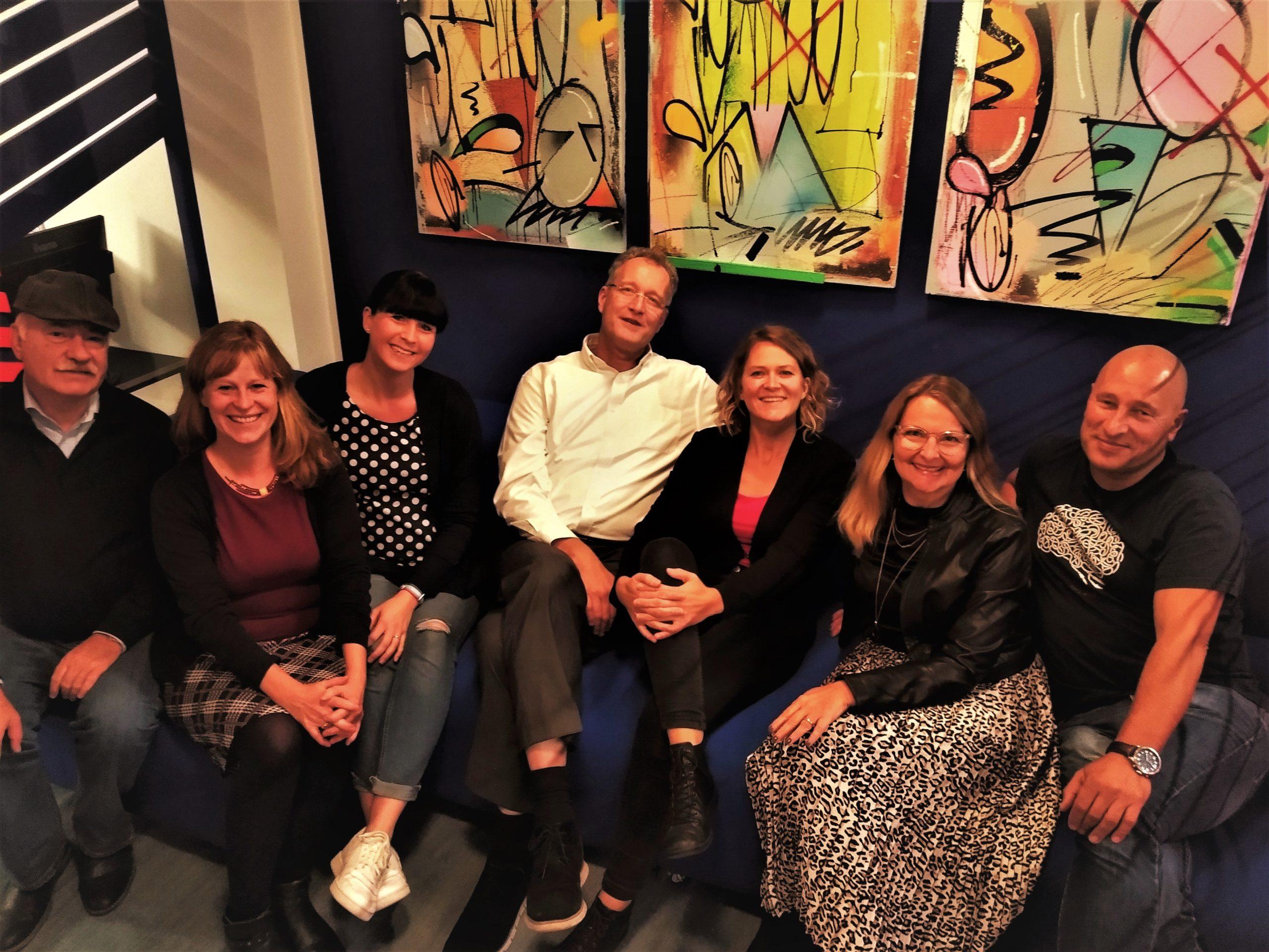 Sieben freie Redner aus und um Heidelberg