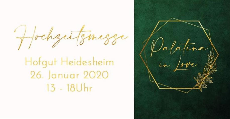 Hochzeitsmesse Heidesheim