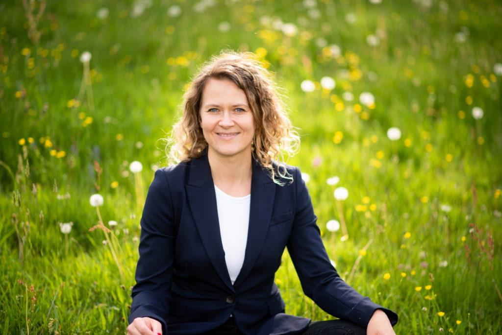 Rednerin Dr. Ingrid Rupp