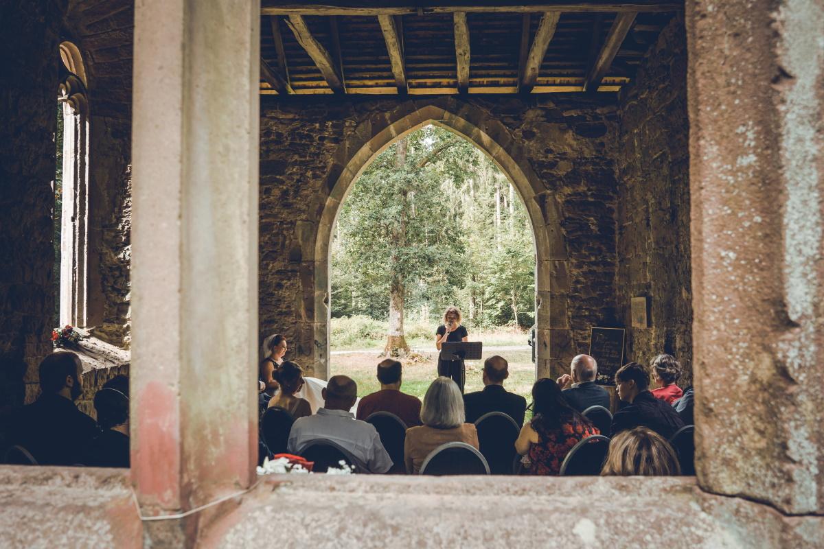 Freie Trauung in der Kapelle
