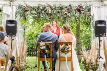 Brautpaar freie Trauung Grenzhof Heidelberg